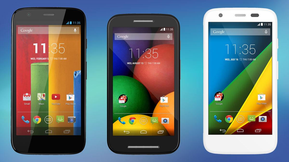 Motorola Moto G (1st. Gen)